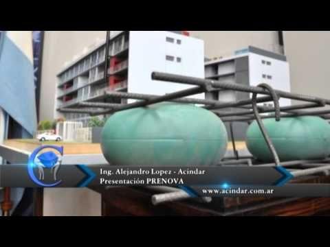 Presentación Oficial PRENOVA - Ing. Alejandro Lopez (Acindar) - YouTube