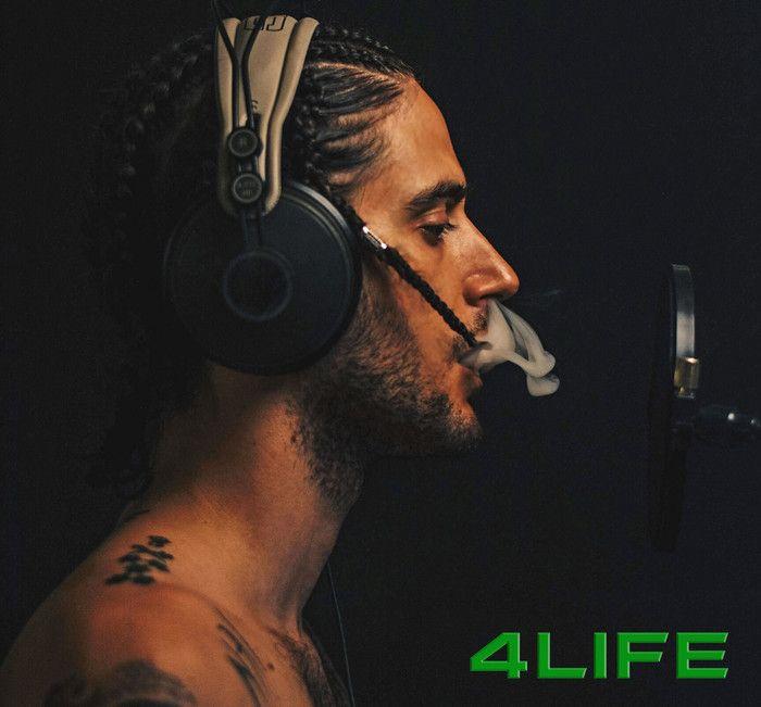 """Νέο άλμπουμ από τον N.O.E. (εnNOEiται) με τίτλο """"4LIFE"""", με αφορμή τα 17 και κάτι χρόνια στη Ραπ Μουσική Πορεία, αλλά και τα 29α γενέθλιά του στις 8/7 ο Ν.Ο.Ε. γιορτάζει μια μέρα πριν (7/7/1"""