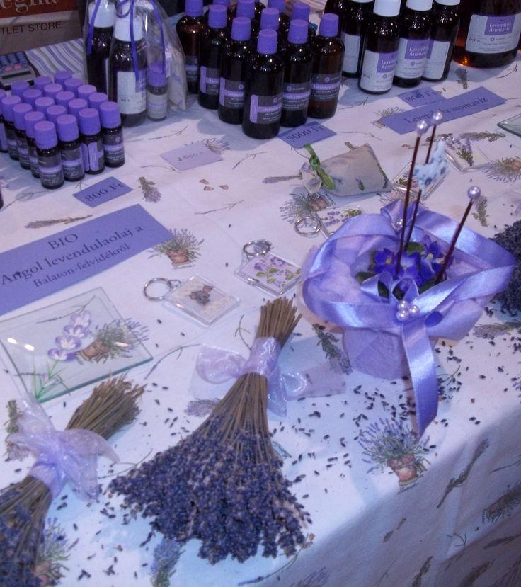 Lavender @ Lake Balaton