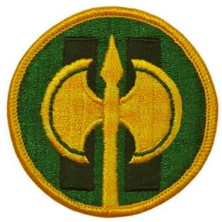 WorldMilitary - 11 Military Police Brigade Patch. US Army