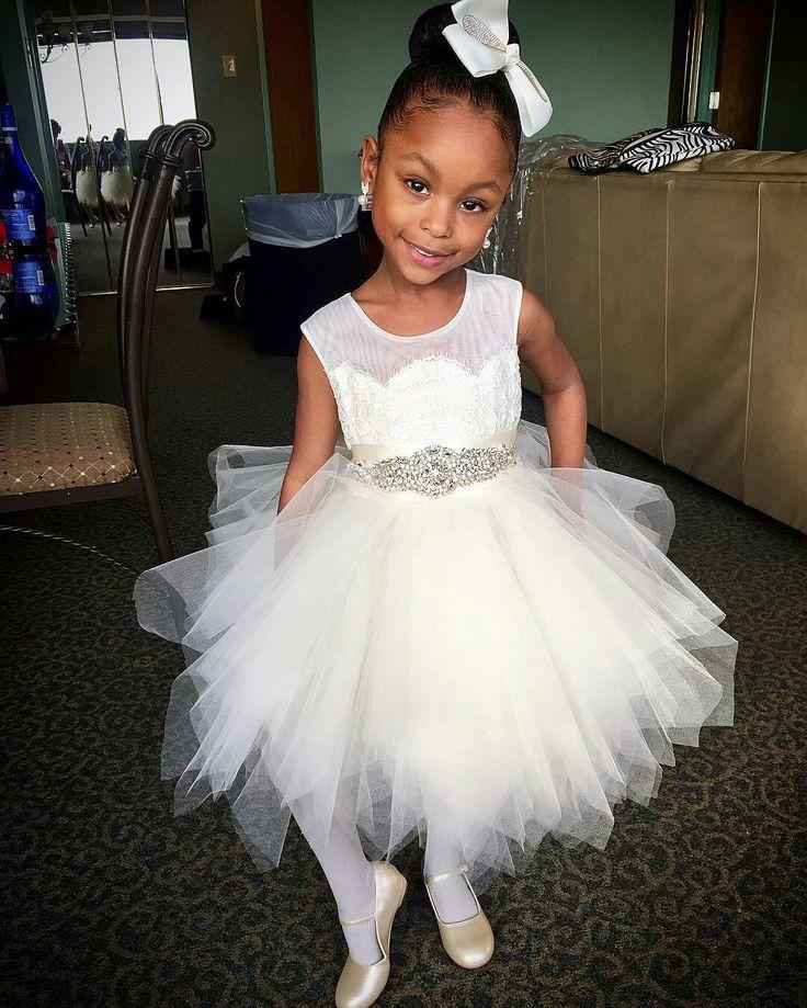 Flower Girl Hairstyles For Wedding: Best 25+ African American Brides Ideas On Pinterest