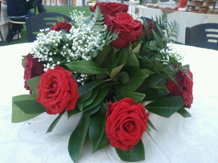Rose rosse.....