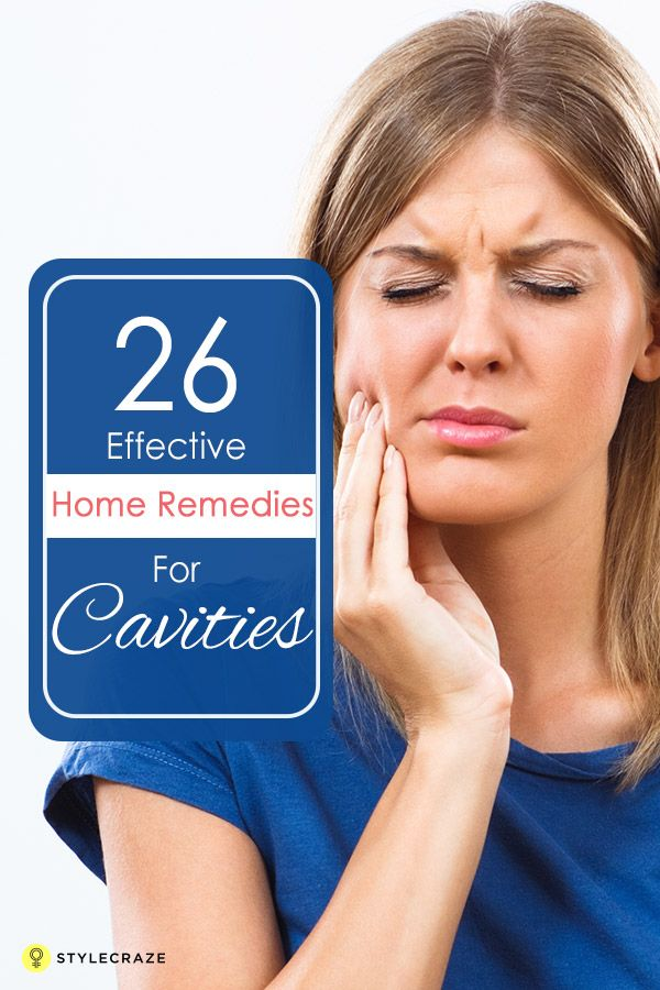 26 Effective Home Remedies For Cavities