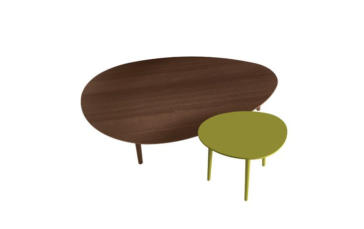Pond - coffee table | Design: Francesc Rifè