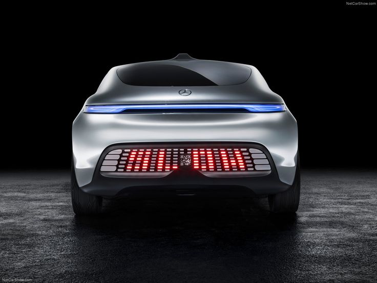 Mercedes F015 Luxury in Motion Concept 2015