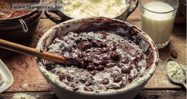Κέικ με καρύδα και σοκολάτα   lesvosnews.net