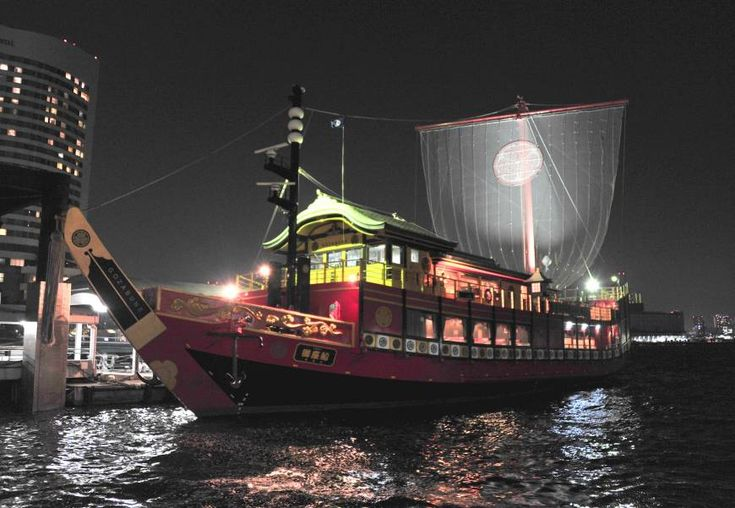 Tokyo cruise offers a step back in time