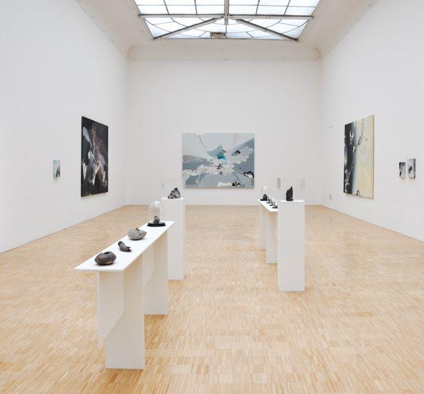 Lionel-sabatte-artist-artist-contemporary-art-contemporary-exhibition-exhibition-solo-show-sculpture-painting-painting-2016-charcoal-grenoble-france-colettetornier