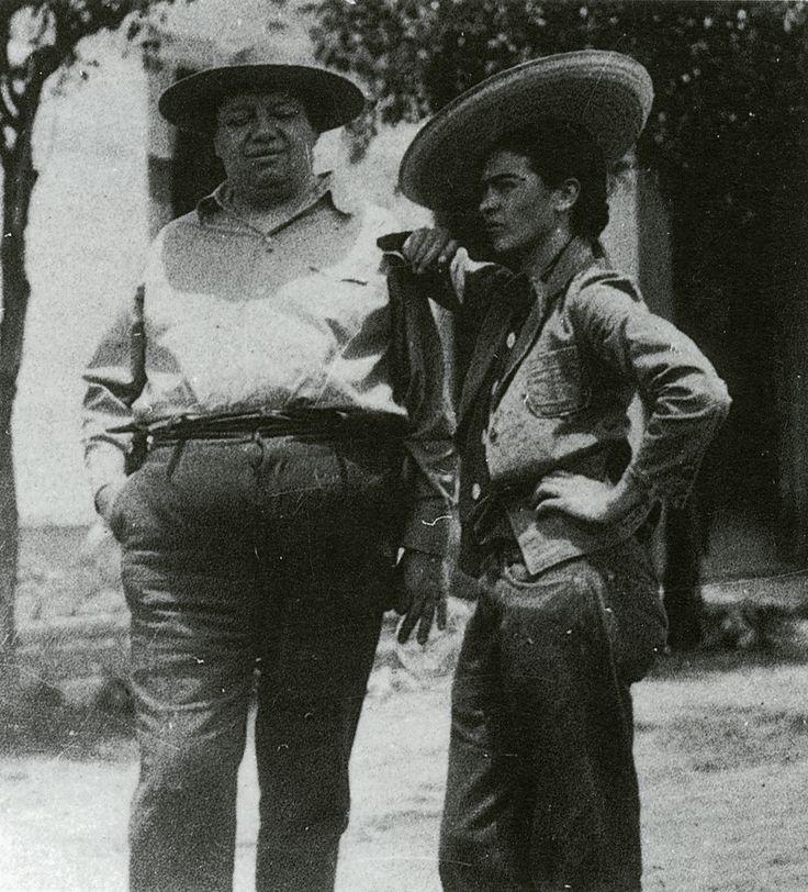 Alguns momentos com Frida Kahlo
