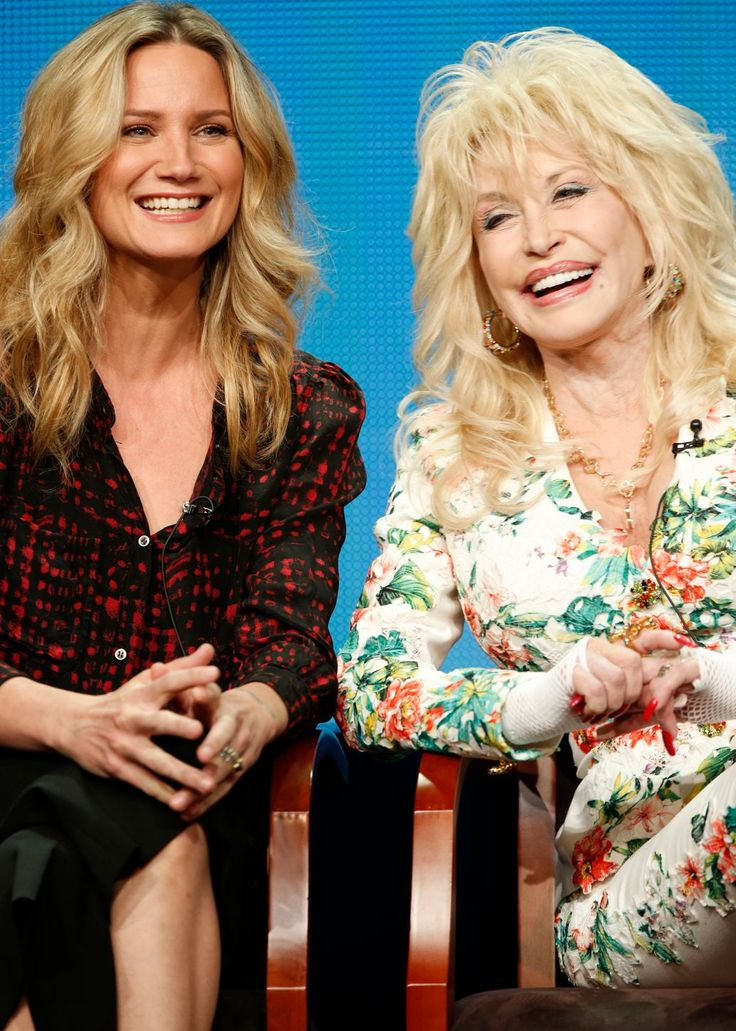 Dolly Parton, Jennifer Nettles Preview 'Coat of Many Colors' Movie  Read more: http://www.rollingstone.com/music/news/dolly-parton-jennifer-nettles-preview-coat-of-many-colors-movie-20150814#ixzz3irI8G5eY Follow us: @rollingstone on Twitter | RollingStone on Facebook