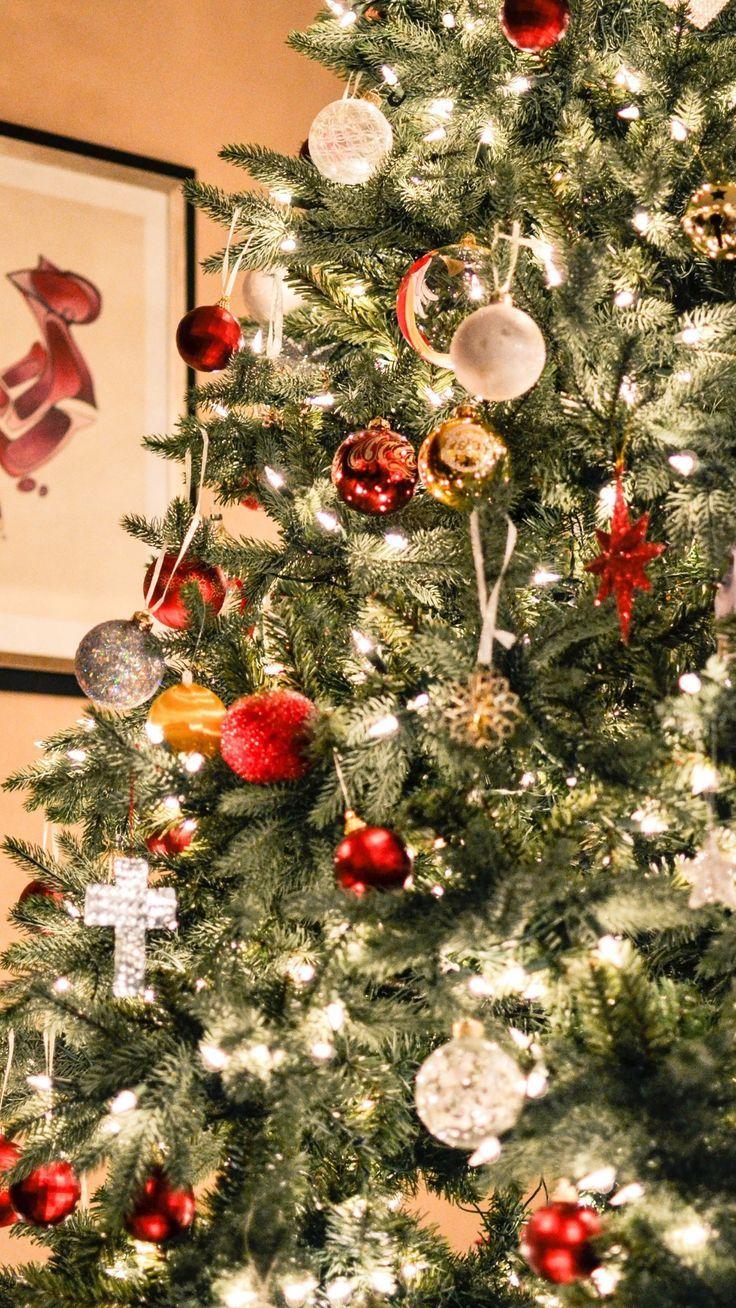 The Four Gift Christmas Tradition Christmas With A Toddler Christmas Tree Christmas Decorations Christmas Tree Lighting