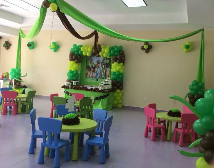 Fiesta infantil con tematica de minecraft managua - Pinatas para cumpleanos infantiles ...