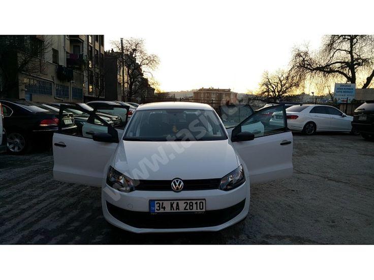Volkswagen Polo 1.2 TDi Trendline 2013 Vw Polo 1.2 Tdı Trendline 41000Km - Temiz Ve Bakımlı