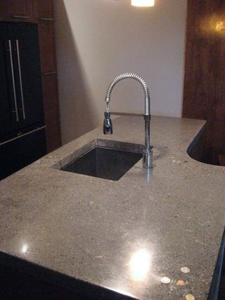 BUY EVERYTHING YOU NEED TO COMPLETE THIS PROJECT HERE!Redoing a kitchen or bathroom with concrete countertops is a home improvement project you can do yourself....