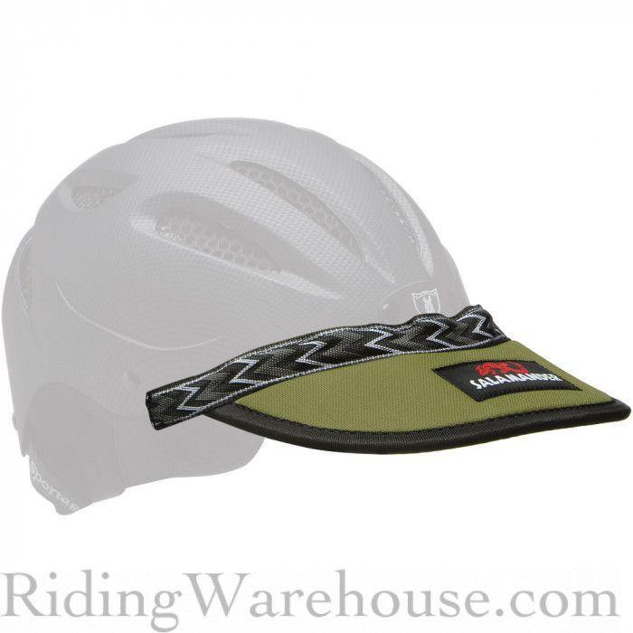 Salamander Beak Riding Helmet Visor Helmet Visor Riding Helmets Helmet