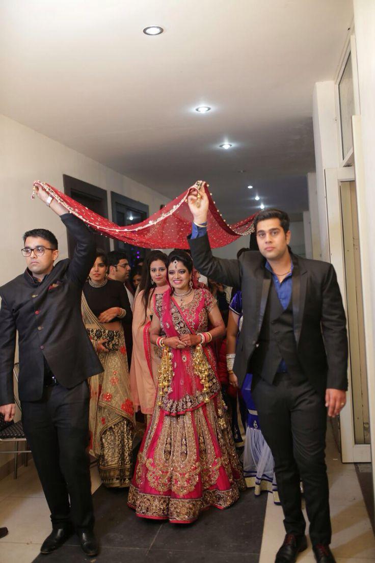 Indian Bride pink 2015-16