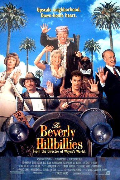 The Beverly Hillbillies (1993) - Diedrich Bader,  Erika Eleniak,  Jim Varney, Cloris Leachman, Lily Tomlin