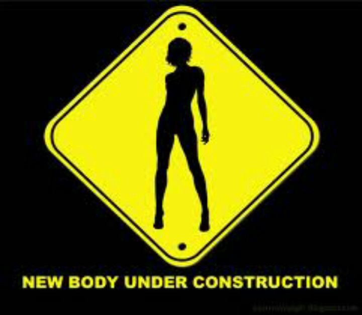 New body under construction you bombshells! ... Watch out