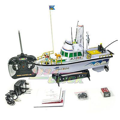 New twin #propeller remote control deep sea #fishing boat rc #water fun boat,  View more on the LINK: 	http://www.zeppy.io/product/gb/2/111706204332/