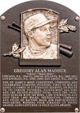 Greg Maddux   Baseball Hall of Fame
