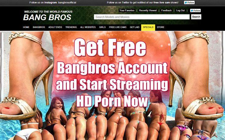 How to Get a Bangbros Account For Free https://www.youtube.com/watch?v=idfX2Zg3dNs