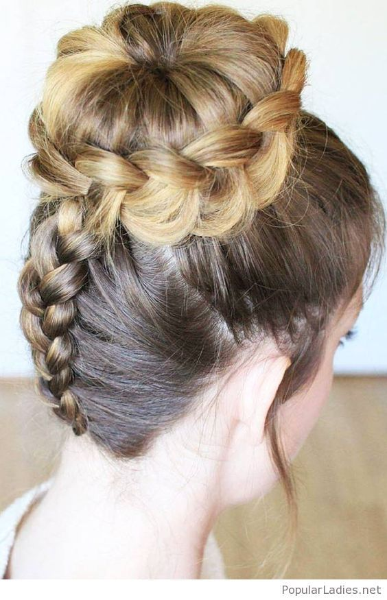 dance hairstyles ideas