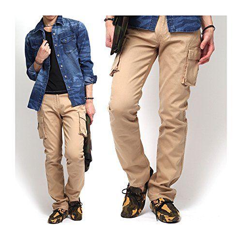 Amazon.co.jp: (リピード) REPIDO カーゴパンツ メンズ スキニーカーゴパンツ スリムストレッチ ブルー: Clothing & Accessories通販