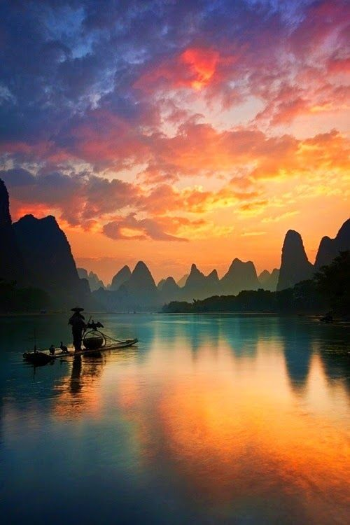 Guilin, China Amazing place! After going there is is really a place that should…