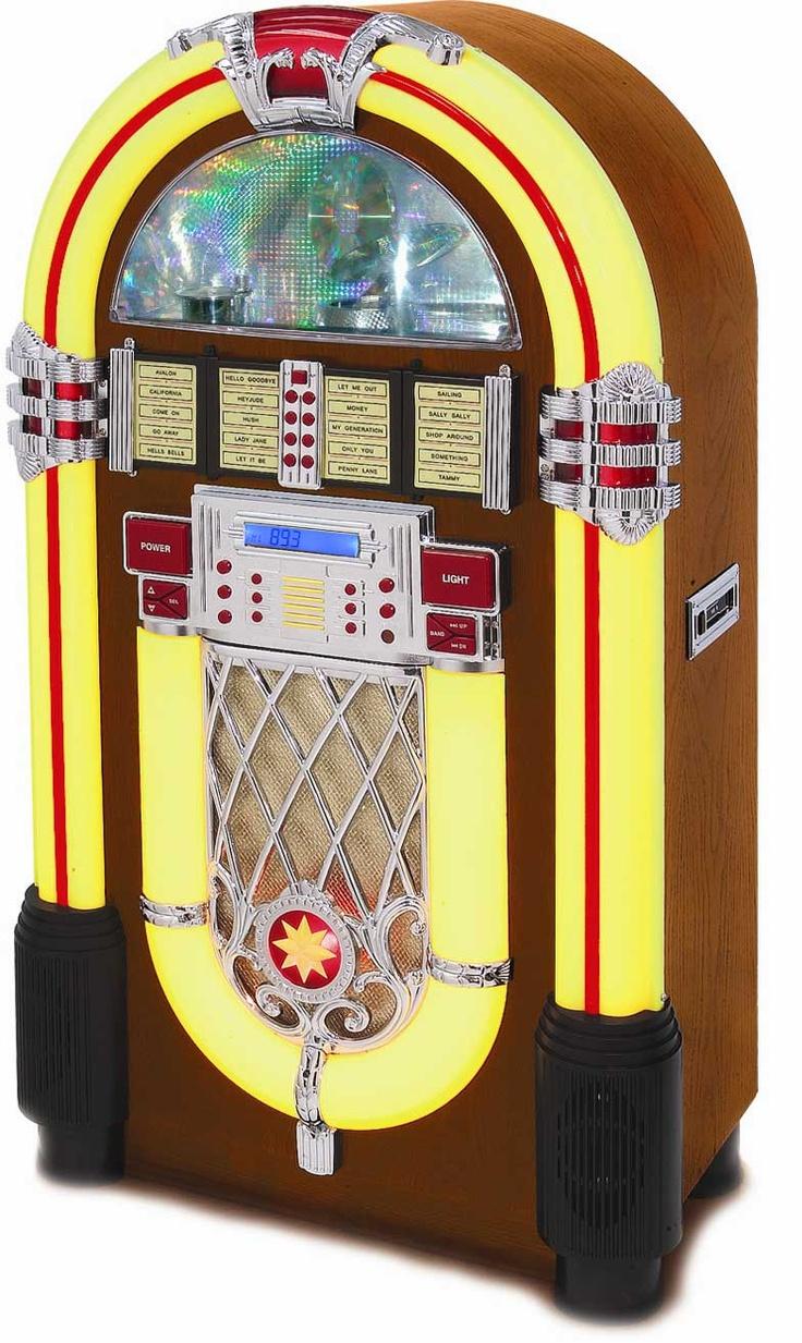 jukebox jaren 60