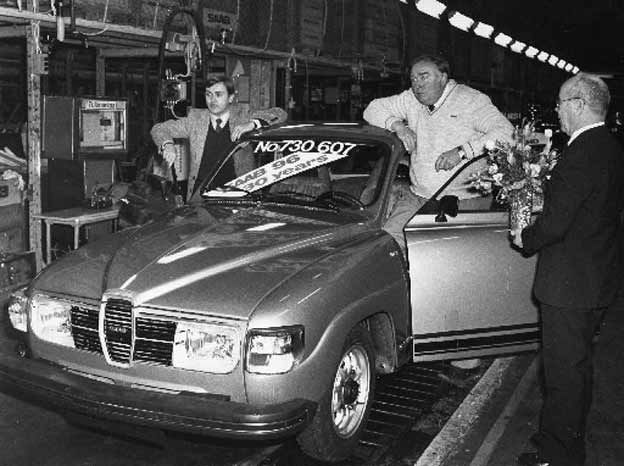 Saab Cars Manufacturer The First 50 Years Of Valmet Automotive Car Manufacturers Saab Automotive