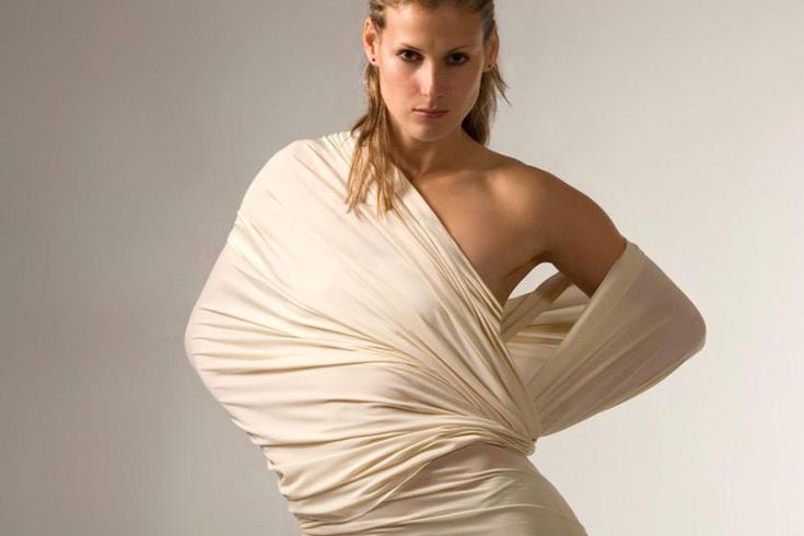 How to Make a Toga out of a Bed Sheet