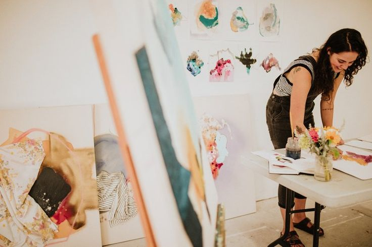 Developing Your Painting Style: How to Switch Up Your Art Practice