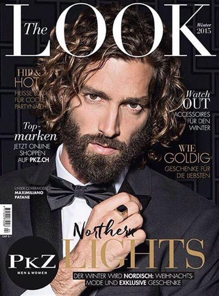 Maximiliano Patane The LOOK Winter 2015 Magazine Cover