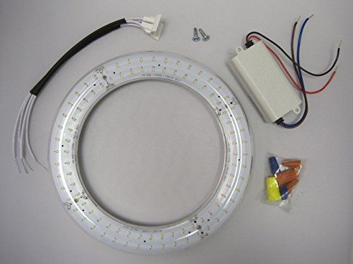 8 Quot Transparent Ul Circline Led Day Light 5500k Long Life