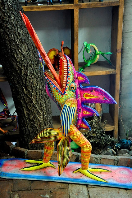 Alebrijes (22) by eduardo.robles, via Flickr