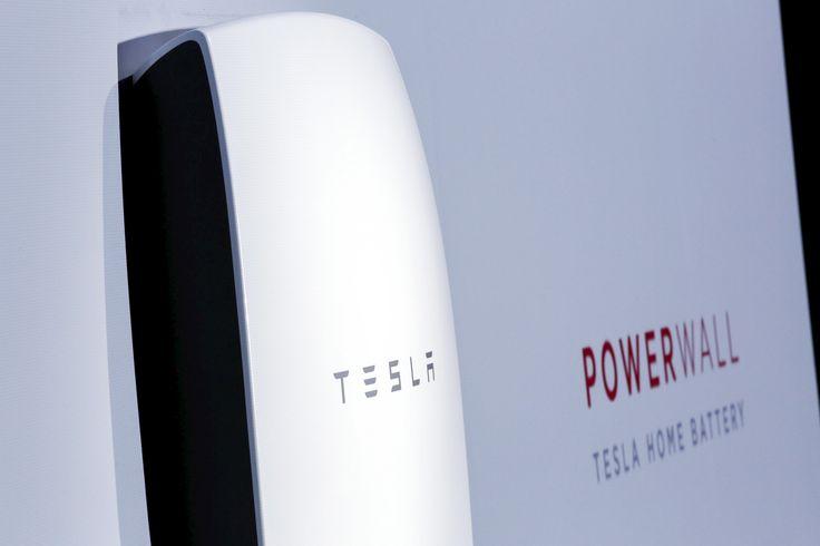 A Bateria solar Tesla Powerwall: De Tesla para Tesla