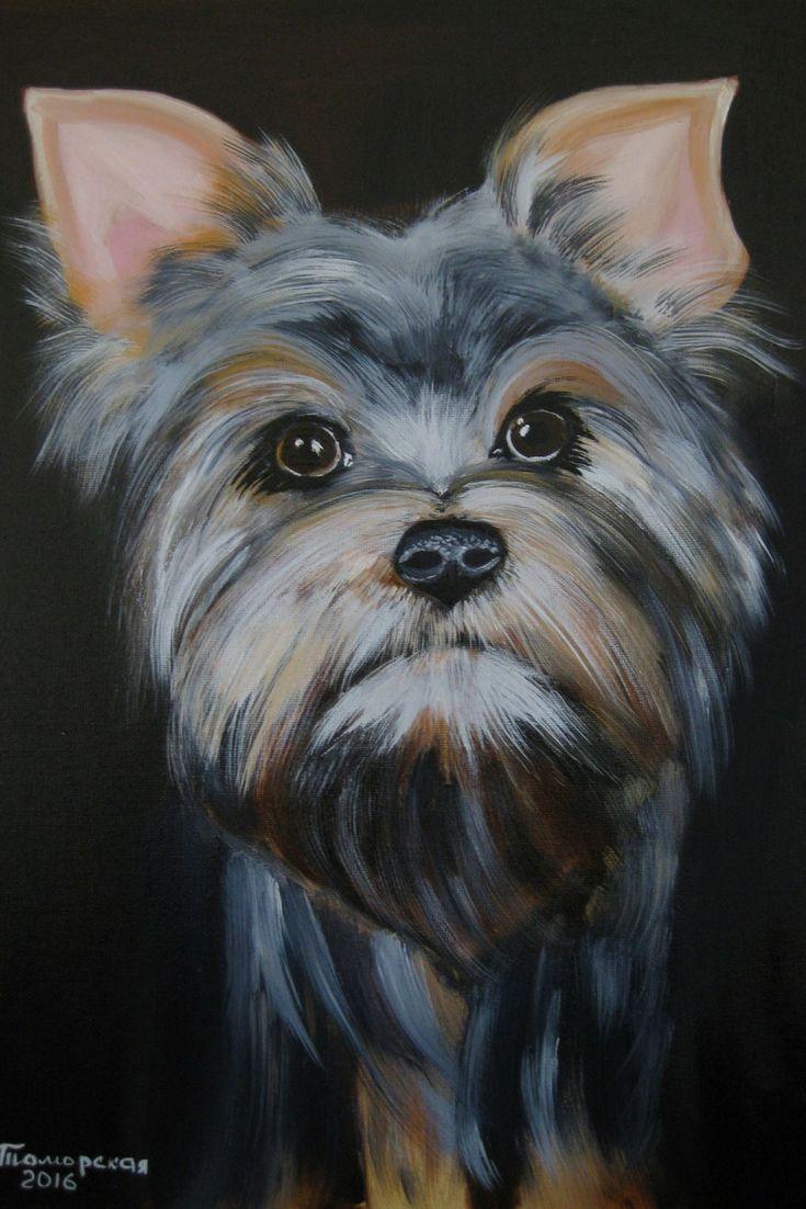 """Custom Pet Portrait. Oil Painting. Pet Portrait. Portrait Commission. Animal Portrait. Cat Lover Gift. Wall Art. Gift Idea. 12"""" x 16"""". 30 x 40 cm. From CA$150.00"""
