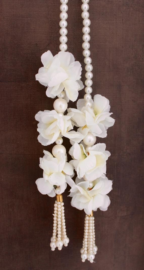 5 X White Magnolia Look Milni Haar Garlands Swaagat Mala Welcoming Grooms Side Reception Of Baraat G In 2020 Silk Flowers Garland Magnolia