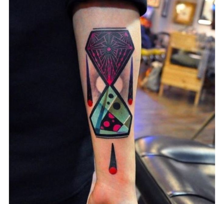 Tatuajes Reloj De Arena Para Parejas Tatuajes