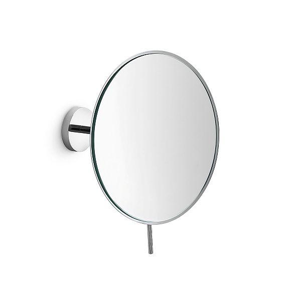 Photo On Lineabeta Mevedo Polished Chrome x Wall Mount Makeup Mirror seattleluxe Magnifying