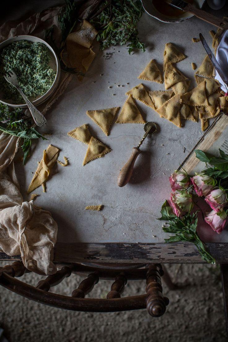 The Art of Ravioli Making | How to make Ravioli 3 Ways | Hortus Natural Cooking
