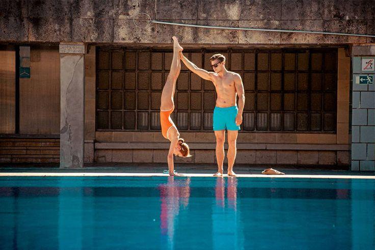 Mit Schwimmen abnehmen: Der neue 8-Wochen-Plan von Profi-Coach Dirk Lange macht Sie fit im Pool. So können Sie bis zu fünf Kilogramm Fett verbrennen.