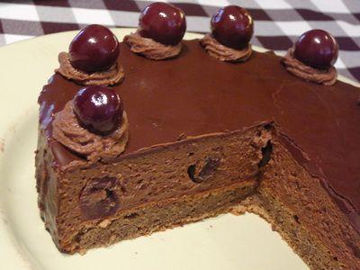Gesztenyés lúdláb torta recept