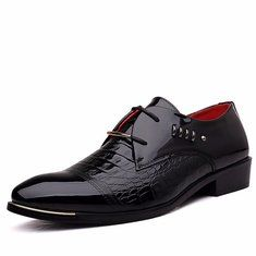 Big Size Handmade Genuine Leather Loafers Stitching Soft Sole Casual Driving Shoes - NewChic Mobile