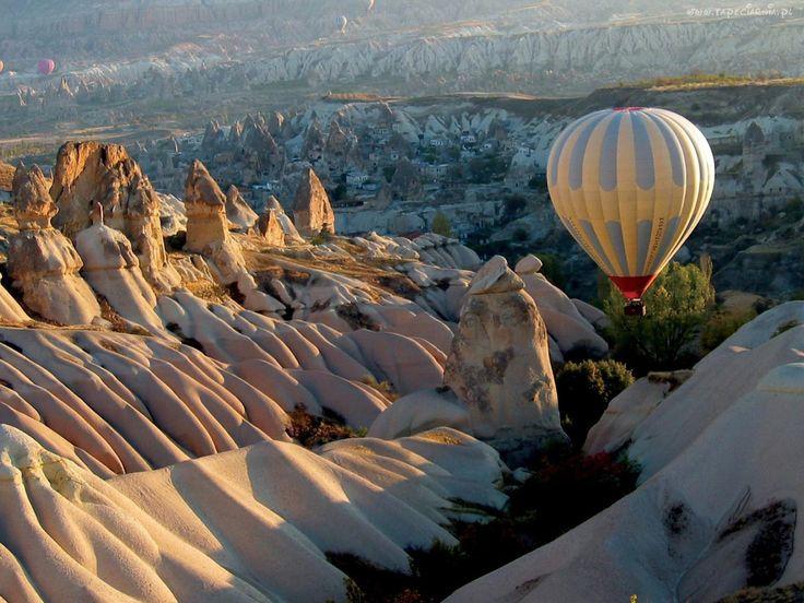 Góry, Balon
