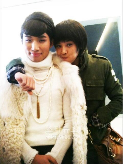 Daesung & G Dragon --- Secret Garden Parody