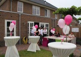 Tafeldecoratie Ballonnendeal.nl Ballonnen op uw Bruiloft? - Ballonnendeal.nl