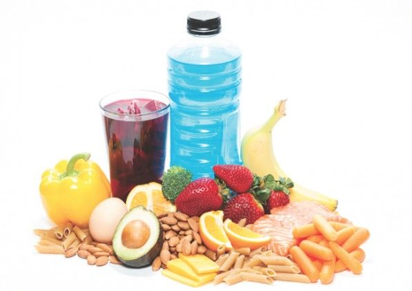new rules of marathon nutrition
