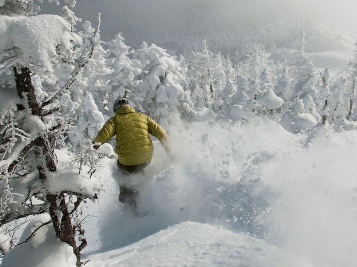 Jay Peak Resort | Snow Vacations - Winter Getaways | Everywhere