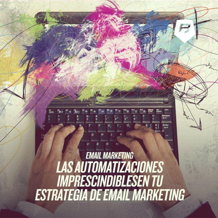 #emailmarketing #emailing #marketing [Un básico para tu empresa] LAS AUTOMATIZACIONES IMPRESCINDIBLES EN TU ESTRATEGIA DE EMAIL MARKETING Ponlas en marcha en tu negocio >>> http://emailmarketing-rebeldesonline.com/rebel-contact/